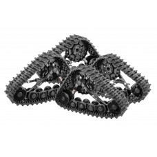 Гусеничный комплект для ATV всесезонный S.PRO (черный)