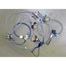 Тормоз для ATV 800 в сборе